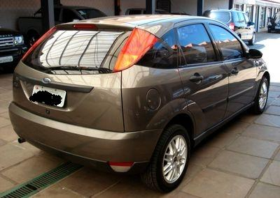 Foto 1 - Vendo Ford focus 2000 / 2001 hatch 18 gas / gnv